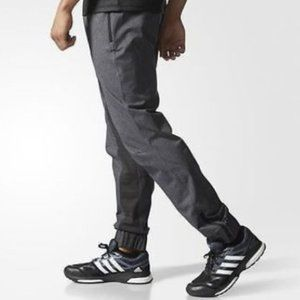 Adidas S1 Tech Jogger in Dark Gray